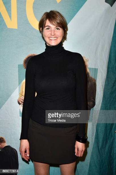 Nicole Marischka attends the 'Casting' premiere at Cinema Paris on November 1 2017 in Berlin Germany