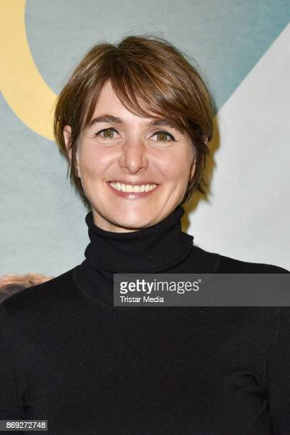 Nicole Marischka attends the 'Casting' premiere at Cinema Paris on November 1, 2017 in Berlin, Germany.