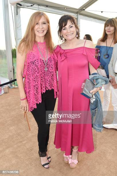 Nicole Miller and Lisa PevaroffCohn attend Sixth Annual Hamptons Paddle and Party for Pink Benefitting the Breast Cancer Research Foundation at...