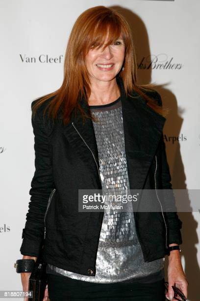 Nicole Miller attends 2010 TRIBECA BALL at the NEW YORK ACADEMY OF ART at 111 Franklin St on April 13 2010 in New York