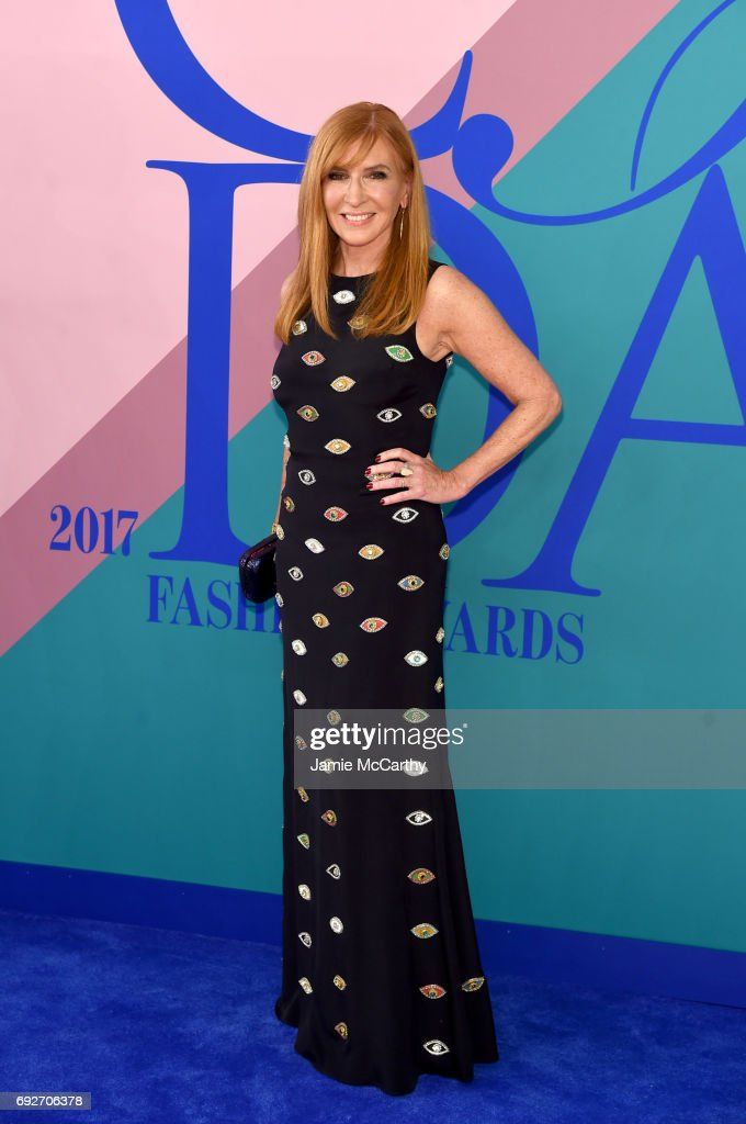 Nicole Miller attends the 2017 CFDA Fashion Awards at Hammerstein Ballroom on June 5, 2017 in New York City.