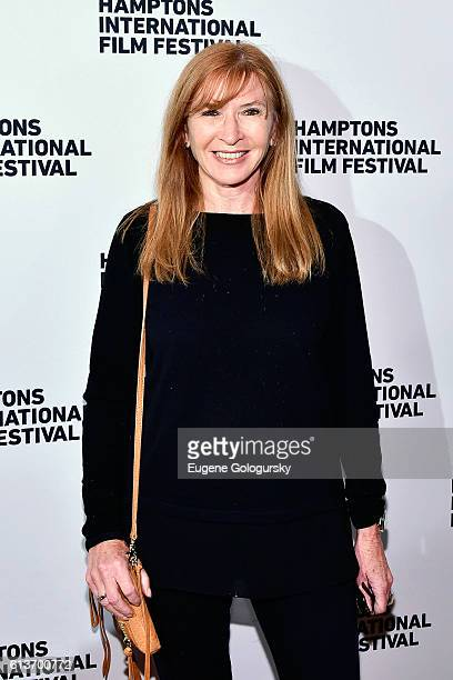 Nicole Miller attends the Awards Dinner at the Hamptons International Film Festival 2016 at Topping Rose on October 9 2016 in Bridgehampton New York