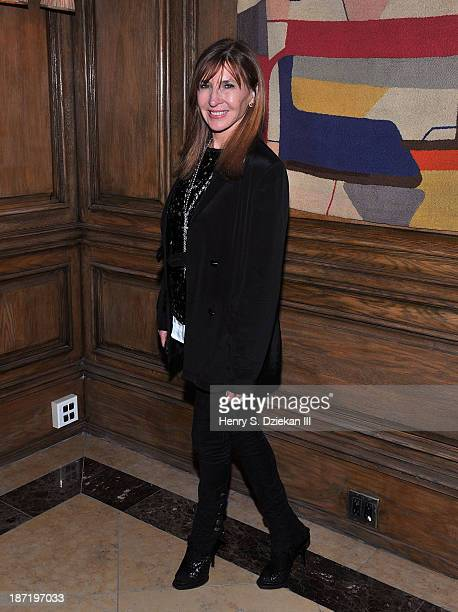 Nicole Miller attends The Cinema Society Dior Beauty screening of Thor The Dark World after party at Marlton Hotel on November 6 2013 in New York City