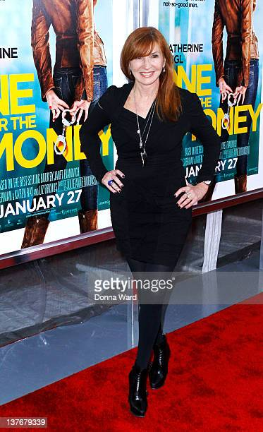 Nicole Miller attends the One for the Money premiere at the AMC Loews Lincoln Square on January 24 2012 in New York City