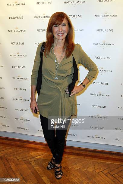 """Nicole Miller attends the """"Picture Me: A Model's Diary"""" reception at The National Arts Club on September 8, 2010 in New York City."""