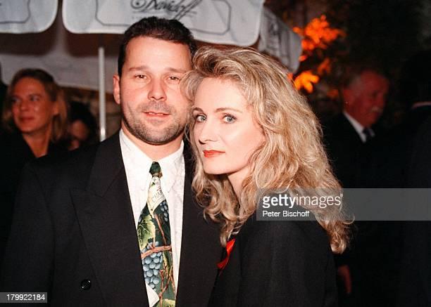 Nicole mit Ehemann Winfried Seibert Party40 Jahre Ariola München