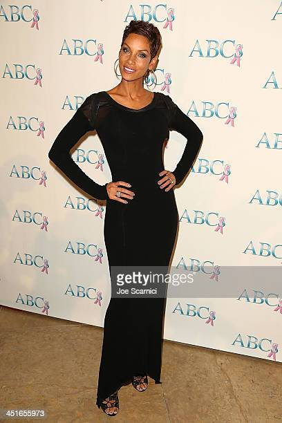 Nicole Murphy arrives to the Associates for Breast and Prostate Cancer Studies 24th Annual Talk of The Town Benefit Gala at The Beverly Hilton Hotel...