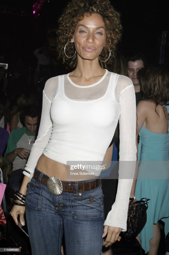 Cadillac Presents Rock & Republic Fall 2005 Fashion Show - Backstage and Front