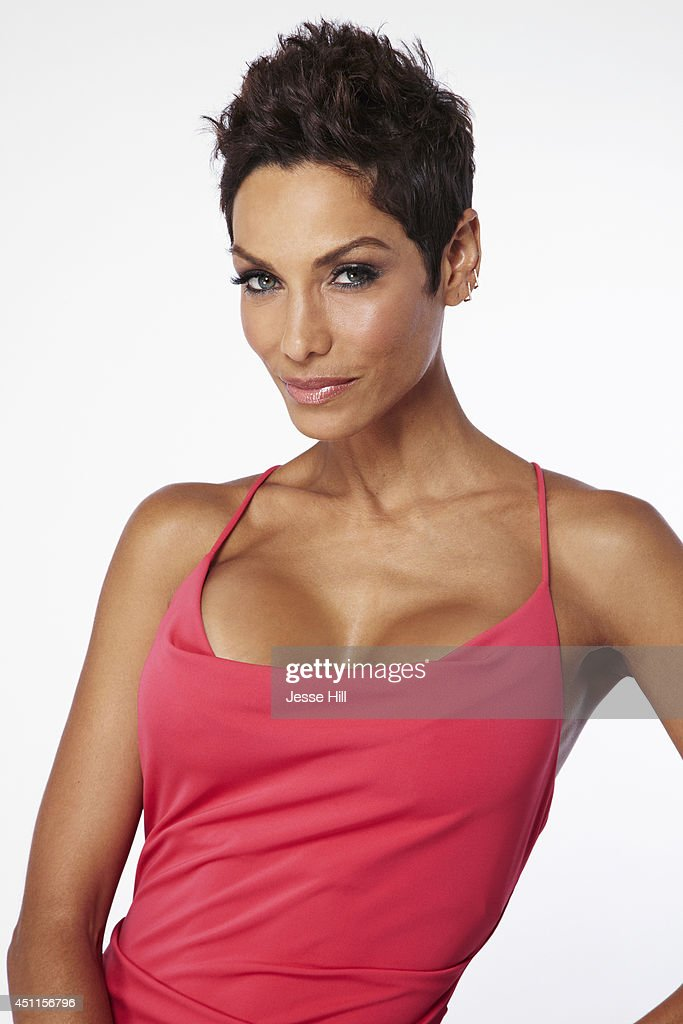 Nicole Murphy Is Photographed For Inside Edition On May 7 2017 In Los Angeles