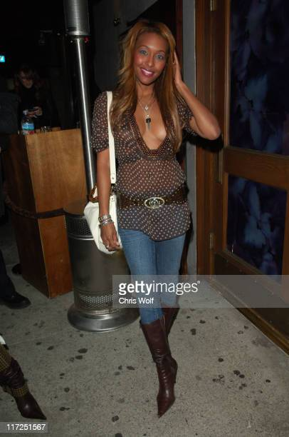 Nicole Narain during Taryn Manning and Nicole Narain Sighting in West Hollywood December 30 2006 at Hyde in West Hollywood California United States