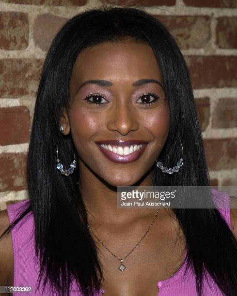 Nicole Narain during The Surreal Life Viewing Party at CineSpace in Hollywood California United States