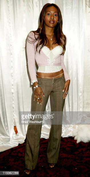Nicole Narain during Winter Wonderland Night To Remember To Honor Steve Harvey and Guests To Benefit The Aim High Foundation at Le Meridian in Los...