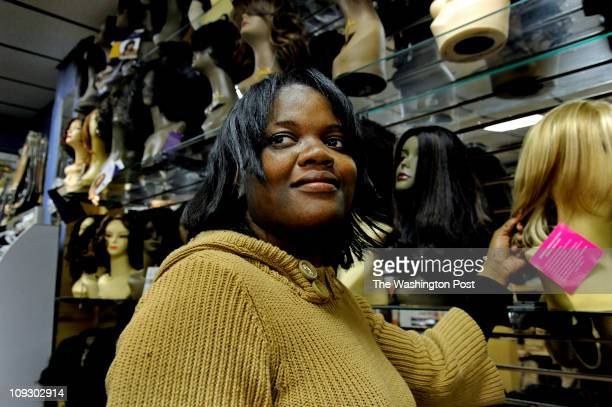 Nicole Oshodi owns her own beauty shop in Easton PA After losing her job with a large pharmaceutical company in 2007 she opened her own business in...