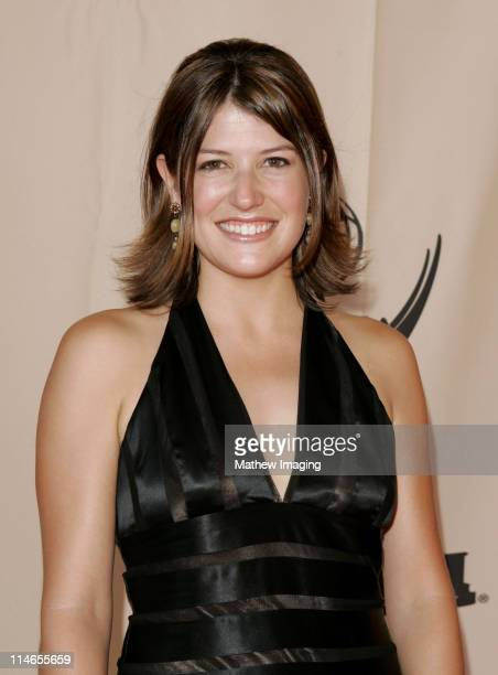 Nicole Parker during 57th Annual Los Angeles Area Emmy Awards Arrivals Reception at Leonard H Goldenson Theatre in North Hollywood California United...