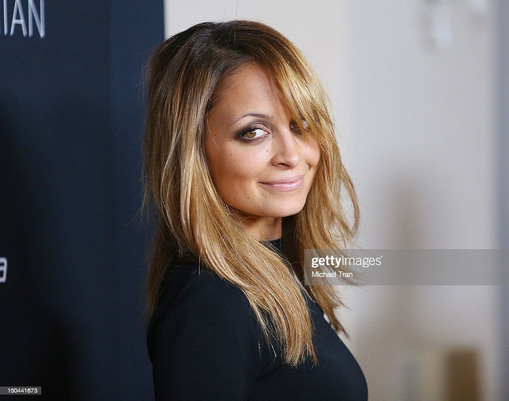 Nicole Richie arrives at The 5th Annual Sunset Strip Music Festival party held at SkyBar at the Mondrian Los Angeles on August 17, 2012 in West Hollywood, California.
