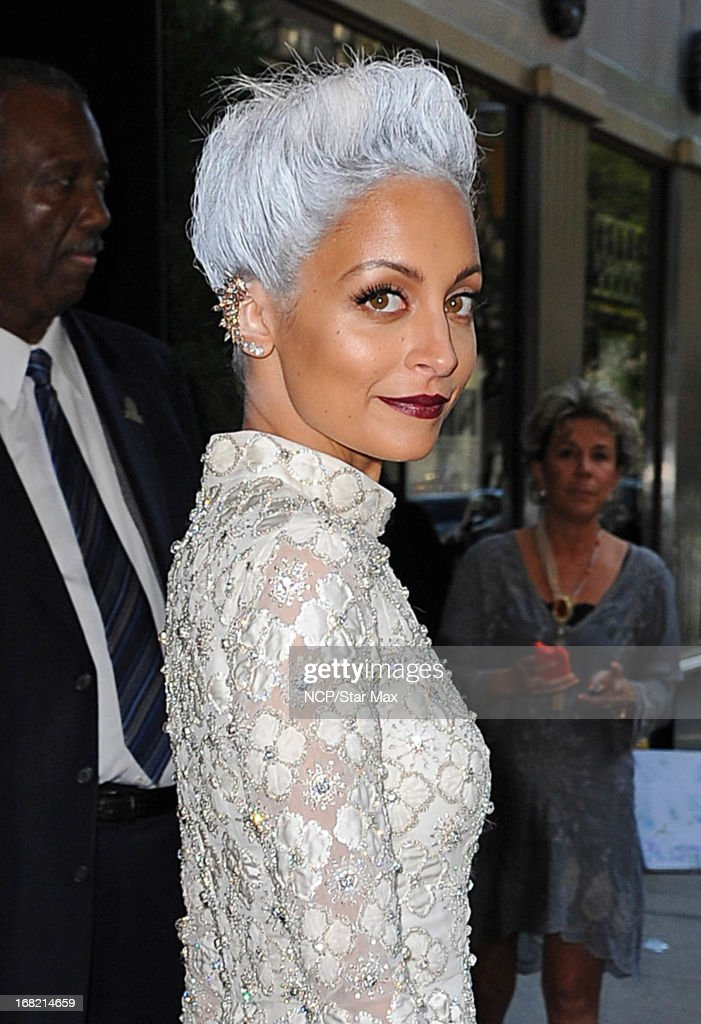 Nicole Richie as seen on May 6, 2013 in New York City.