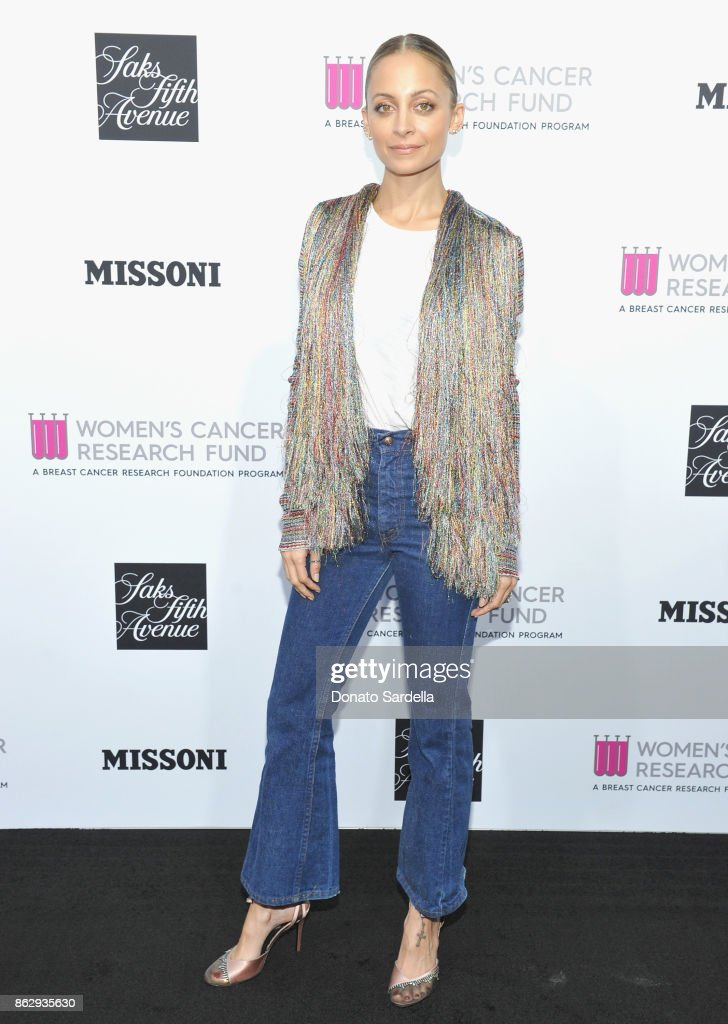 SAKS FIFTH AVENUE and WOMEN'S CANCER RESEARCH FUND celebrate KEY TO THE CURE with MISSONI