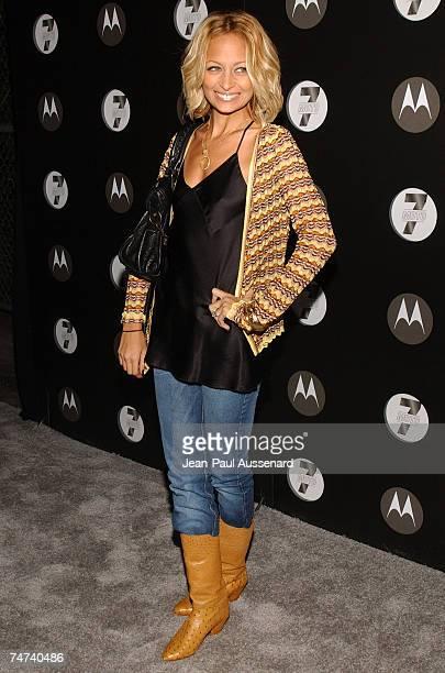 Nicole Richie at the American Legion Hall in Los Angeles California