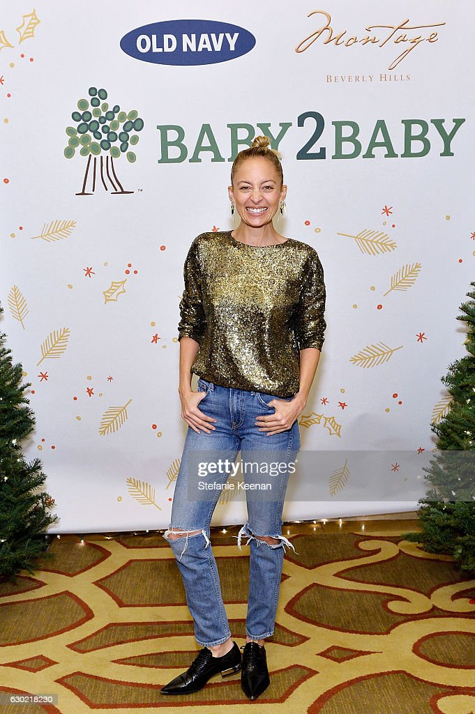 Baby2Baby Holiday Party Presented By Old Navy At Montage Beverly Hills