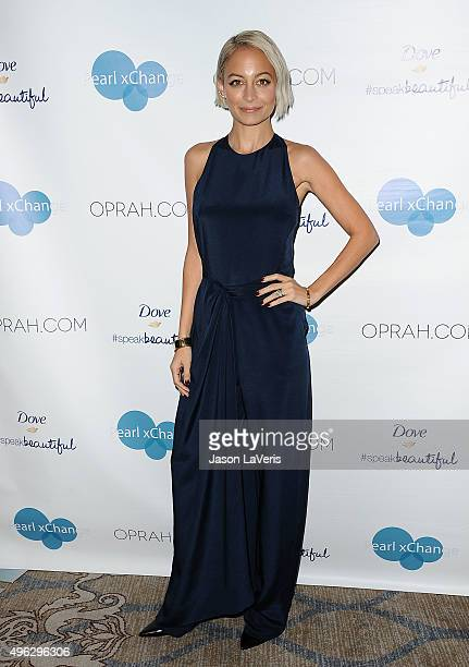 Nicole Richie attends Pearl XChange at Sheraton Hotel on November 8 2015 in Universal City California