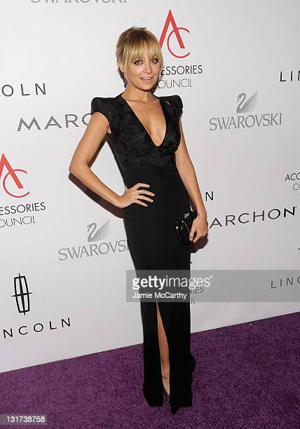 Nicole Richie attends the 15th Annual ACE Awards at Cipriani 42nd Street on November 7 2011 in New York City