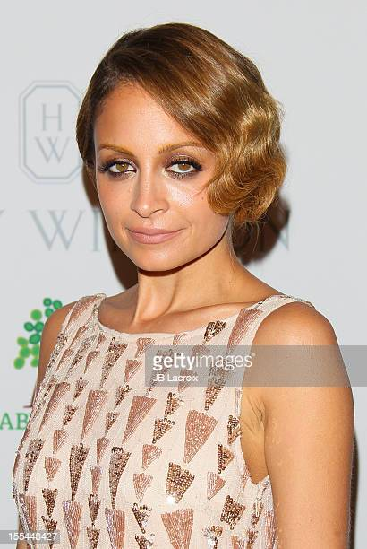 Nicole Richie attends the 1st Annual Baby2Baby Gala Presented By Harry Winston at Book Bindery on November 3 2012 in Culver City California