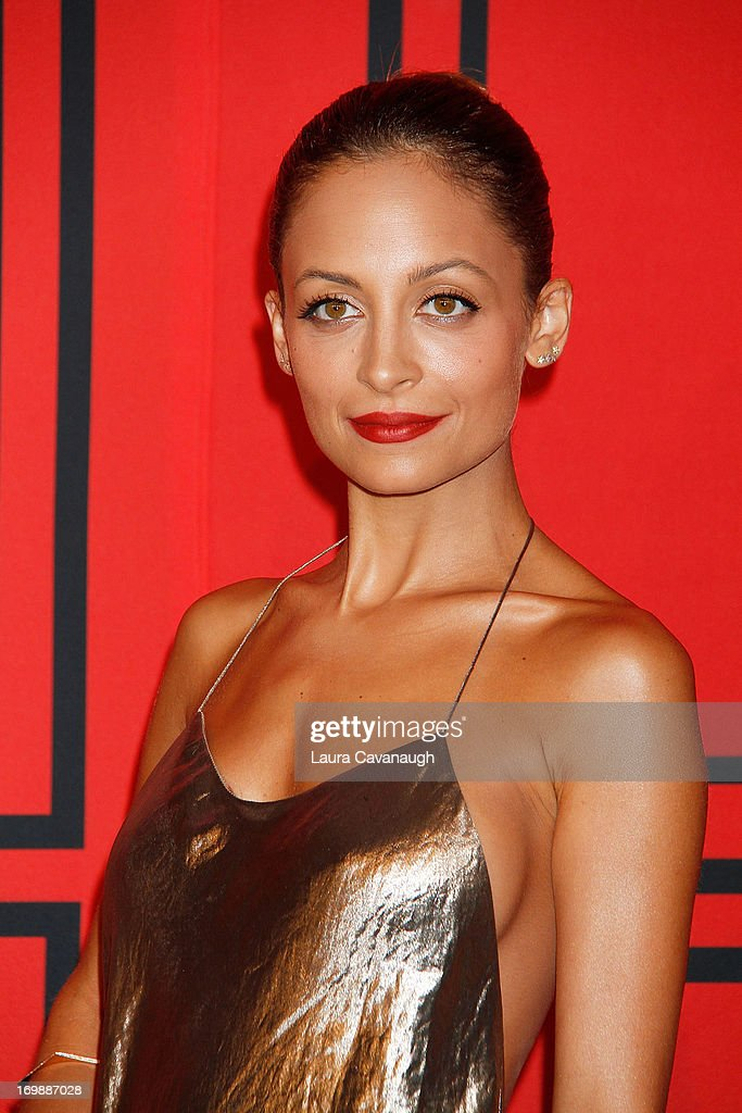 Nicole Richie attends the 2013 CFDA Fashion Awardson June 3, 2013 in New York, United States.