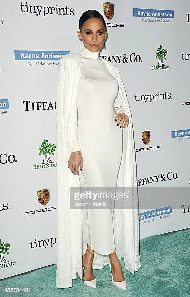 Nicole Richie attends the 2014 Baby2Baby gala at The Book Bindery on November 8 2014 in Culver City California