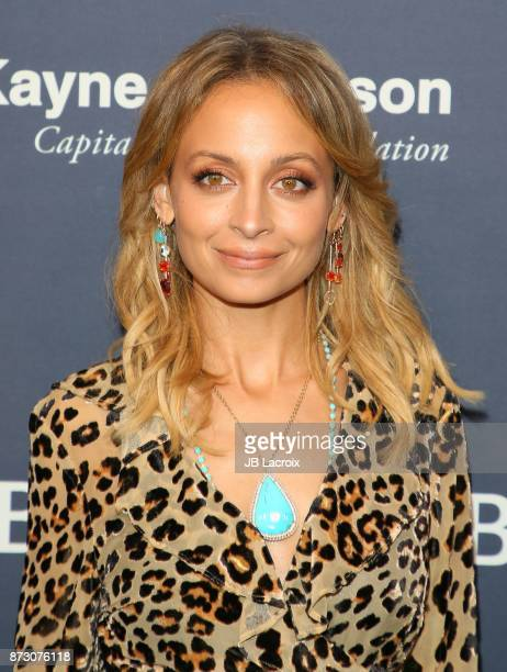 Nicole Richie attends the 2017 Baby2Baby Gala on November 11 2017 in Los Angeles California