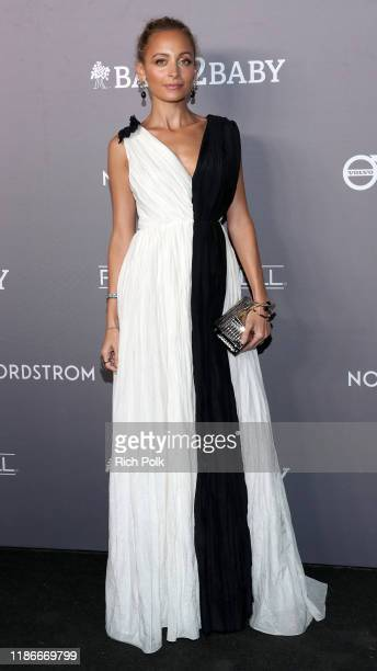 Nicole Richie attends the 2019 Baby2Baby Gala presented by Paul Mitchell on November 09, 2019 in Los Angeles, California.