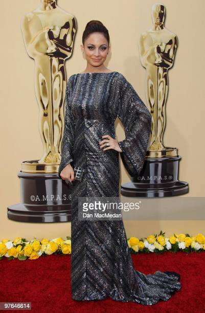 Nicole Richie attends the 82nd Annual Academy Awards held at the Kodak Theater on March 7 2010 in Hollywood California