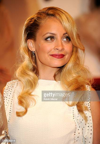 Nicole Richie attends the 'Alexander McQueen Savage Beauty' Costume Institute Gala at The Metropolitan Museum of Art on May 2 2011 in New York City