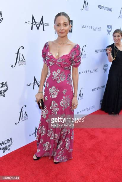 Nicole Richie attends The Daily Front Row's 4th Annual Fashion Los Angeles Awards at Beverly Hills Hotel on April 8 2018 in Beverly Hills California