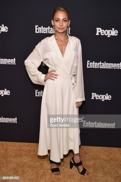 Nicole Richie attends the Entertainment Weekly and PEOPLE Upfronts party presented by Netflix and Terra Chips at Second Floor on May 15 2017 in New...