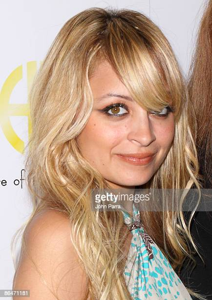 Nicole Richie attends the launch of House of Harlow 1960 Jewelry Collection at Fontainebleau Miami Beach on May 6 2009 in Miami Beach Florida