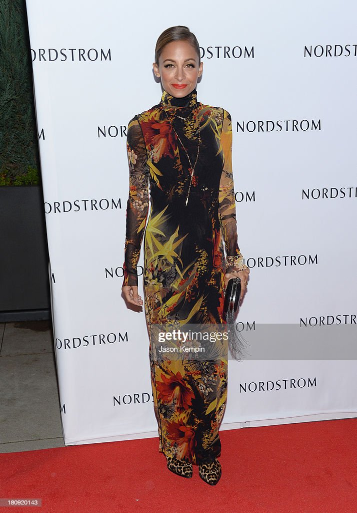 Nicole Richie attends the Nordstrom Gala at The New Nordstrom's At The Americana At Brand at The Americana at Brand on September 17, 2013 in Glendale, California.