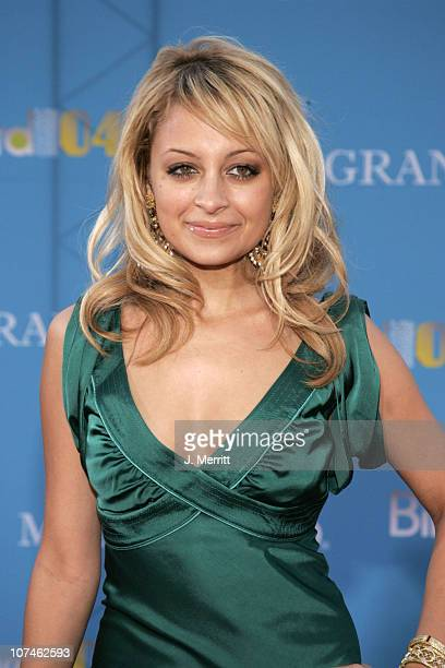 Nicole Richie during 2004 Billboard Music Awards - Arrivals at MGM Grand in Las Vegas, Nevada, United States.