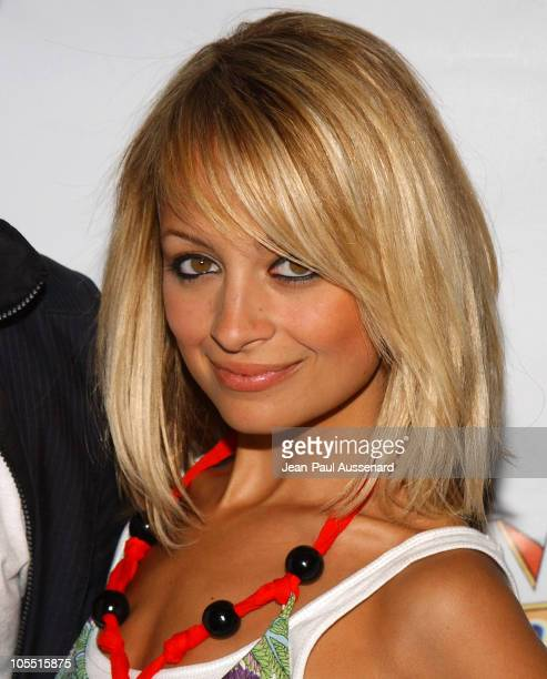Nicole Richie during Inside: E3 2005 Party at Avalon Hollywood in Hollywood, California, United States.