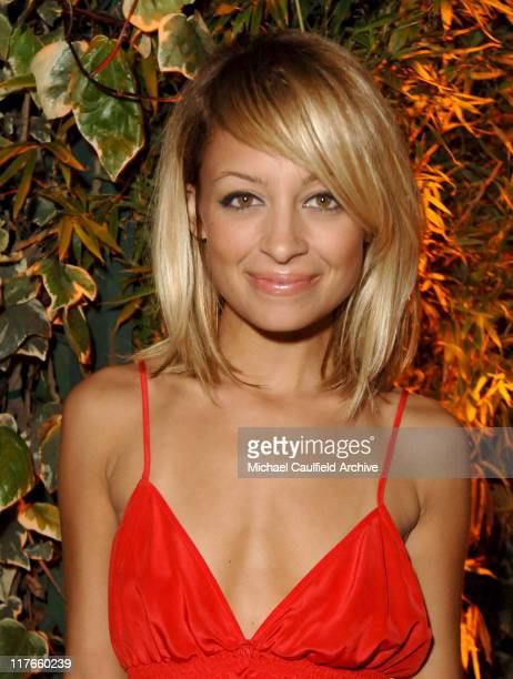 Nicole Richie during Maxim Magazine's Hot 100 - Inside at The Day After in Hollywood, California, United States.