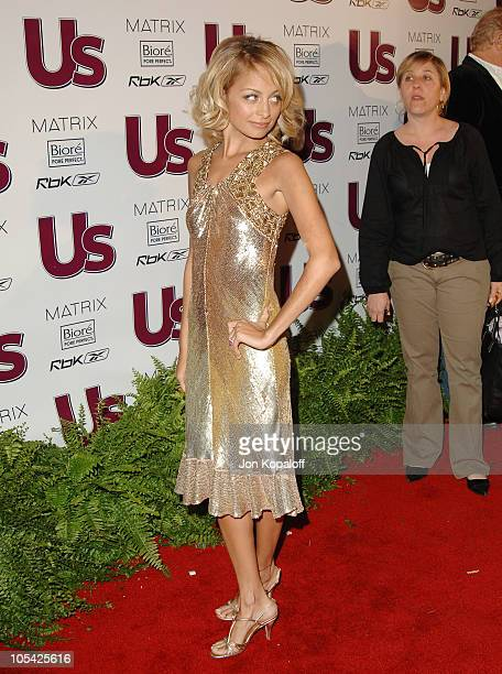 Nicole Richie during US Weekly & Jessica Simpson Celebrate The Young Hot Hollywood Style Awards at Element Hollywood in Hollywood, California, United...