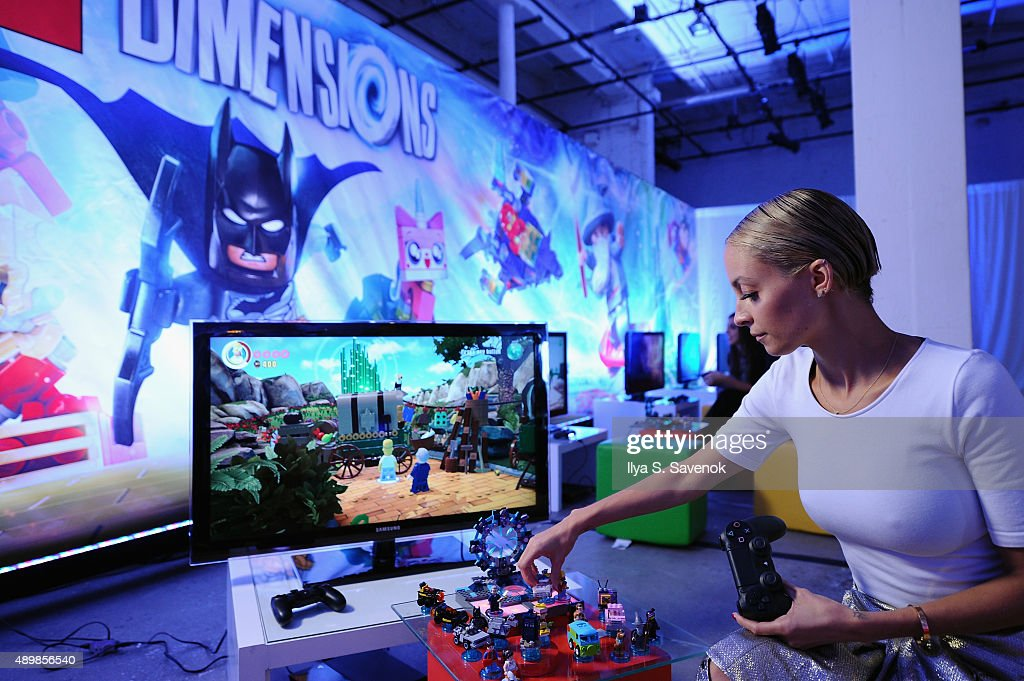 LEGO Dimensions Launch Party : News Photo