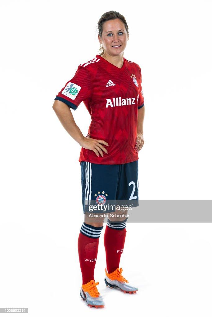 FC Bayern Muenchen Women's - Allianz Frauen Bundesliga Team Presentation