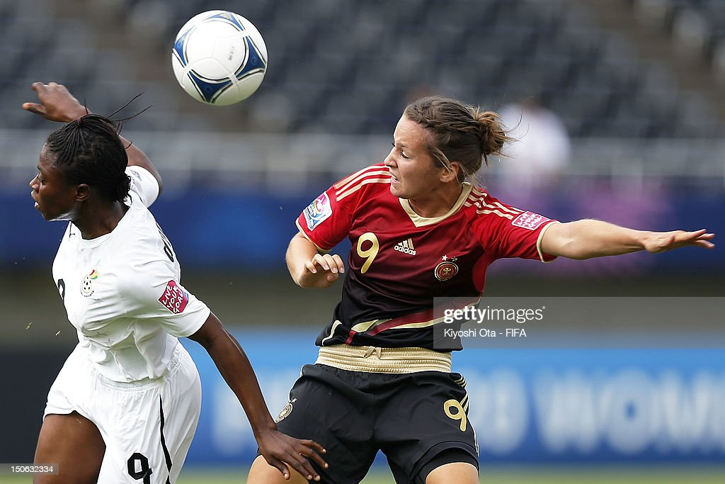 Ghana v Germany: Group D - FIFA U-20 Women's World Cup Japan 2012
