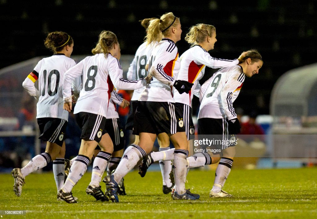U19 Sweden v U19 Germany - Women International Friendly