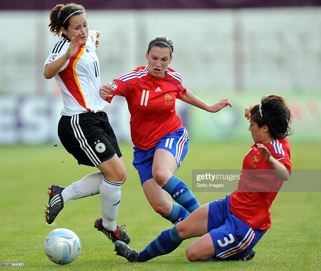 Germany v France - UEFA Women's Under-19 Championship