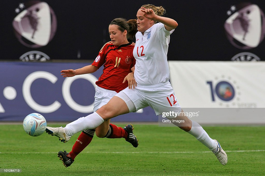 England v Germany - UEFA Women's Under-19 Championship