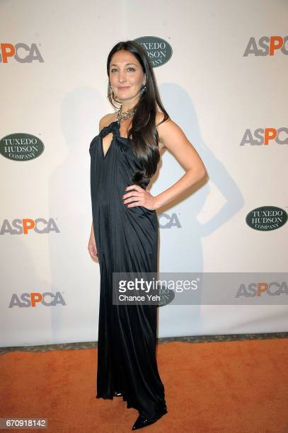 Nicole Romano attends 20th Annual ASPCA Bergh Ball at The Plaza Hotel on April 20 2017 in New York City