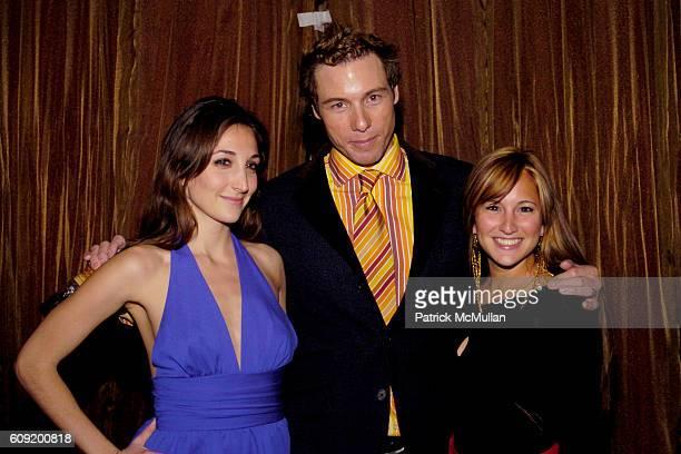 Nicole Romano Rocco DiSpirito and Tara Romano attend NICOLE ROMANO FallWinter 2007 Collection at Capitale NYC on February 4 2007