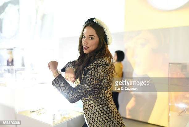DJ Nicole Rose attends as TIMEX Milo Ventimiglia present We Are TIMEX Fall 2017 Collection Review on September 25 2017 in New York City