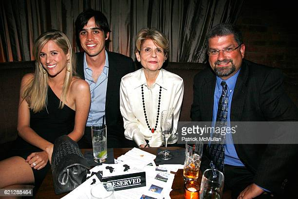 Nicole Ross Jared Green Carmen Ferragano and Mike Haglund attend PEARL OF AFRICA at 1Oak on May 29 2008 in New York City